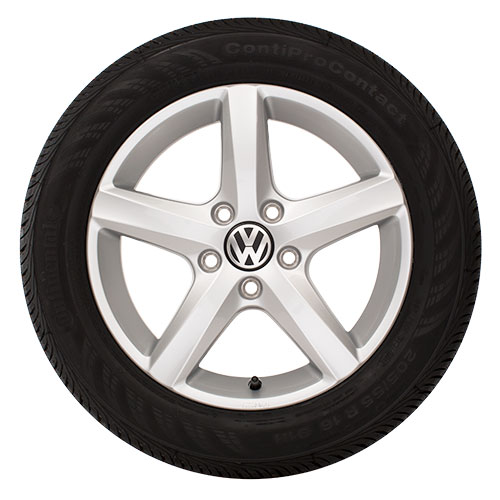 "Volkswagen 16"" Aspen Accessory Wheels 