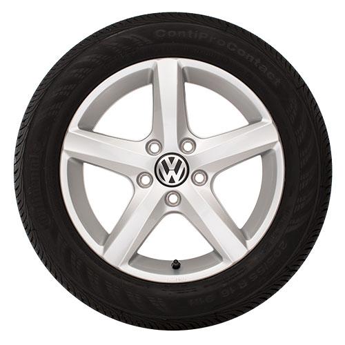 Volkswagen 16 Quot Aspen Wheels Vw Service And Parts