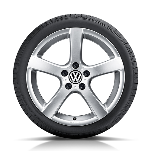 "Volkswagen 17"" Goal Wheel 