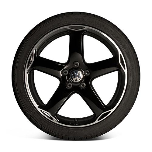 "Volkswagen 18"" Karthoum Wheel | VW Service and Parts"