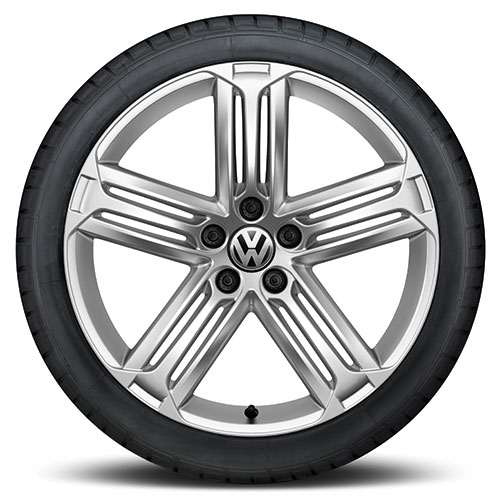 "Volkswagen 18"" Montauk Wheel 