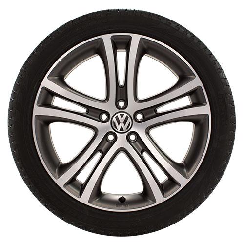 "Volkswagen 19"" Savannah Wheel | VW Service and Parts"