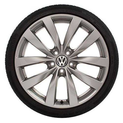 "Volkswagen 19"" Sagitta Wheel 