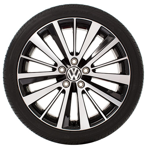 "Volkswagen 18"" Preston Wheel | VW Service and Parts"