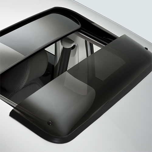 Volkswagen Sunroof Wind Deflector | VW Service and Parts