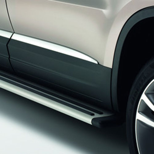 Volkswagen Aluminum Side Steps | VW Service and Parts