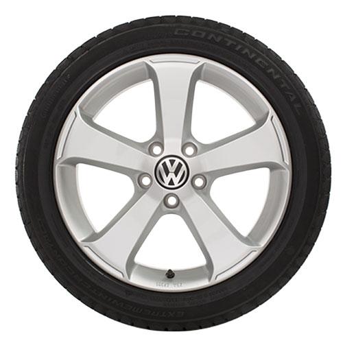 "Volkswagen 17"" Sima Wheel | VW Service and Parts"