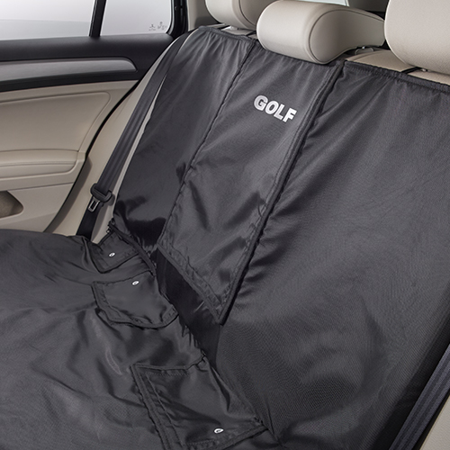 Volkswagen Rear Seat Cover with Golf Logo | VW Service and Parts