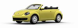 Volkswagen Beetle Convertible Accessories and Parts
