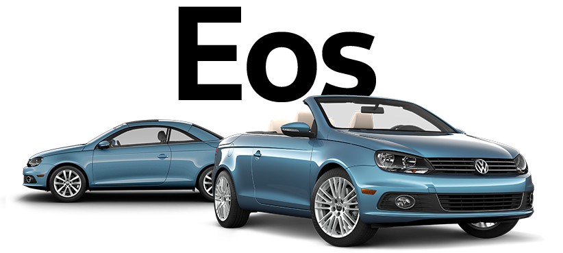 Volkswagen Eos Accessories and Parts | VW Service and Parts