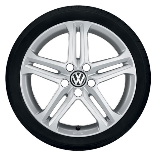 "Volkswagen 17"" Silex Wheel 