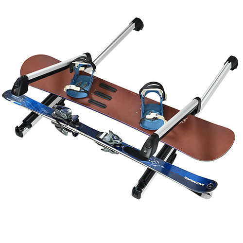 VW Deluxe Sliding Snowboard/Ski Attachment | VW Service and Parts