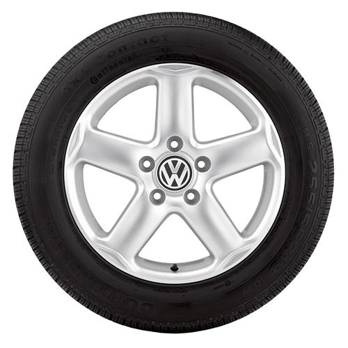 "Volkswagen 17"" Karthoum Wheel | VW Service and Parts"