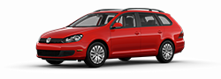 Volkswagen Jetta SportWagen Accessories and Parts
