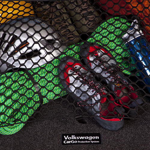 Volkswagen Luggage Net | VW Service and Parts