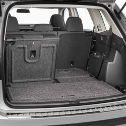 Volkswagen Trunk Liner with Seat Back Cover | VW Service and Parts