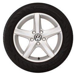 "Volkswagen 15"" Aspen Wheels 