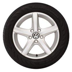 "Volkswagen 15"" Aspen Wheels | VW Service and Parts"