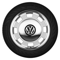 "Volkswagen 17"" Heritage Wheel 