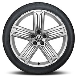 "Volkswagen 18"" Montauk Wheel | VW Service and Parts"