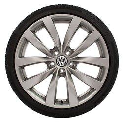 "Volkswagen 19"" Sagitta Wheel | VW Service and Parts"