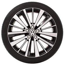 "Volkswagen 18"" Preston Wheel 