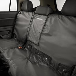 Volkswagen Rear Seat Cover with Atlas Logo | VW Service and Parts