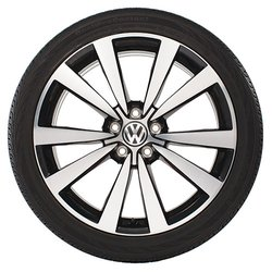 "Volkswagen 19"" Tornado Wheel 