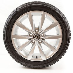 """Volkswagen 17"""" Tronic Wheel 