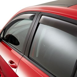 Volkswagen Side Window Deflectors | VW Service and Parts