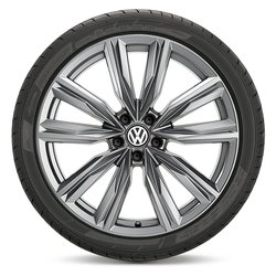 "Volkswagen 20"" Kapstadt Wheels 