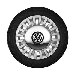 Volkswagen Heritage Wheel Turbine Ring | VW Service and Parts