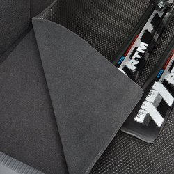Volkswagen Double Sided Trunk Liner