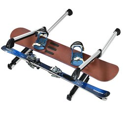 Volkswagen Deluxe Sliding Snowboard/Ski Attachment