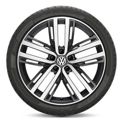 "Volkswagen 19"" Auckland Wheels 