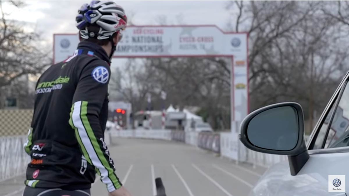 USA Cycling: Cyclo-cross Nationals | VW Service and Parts Videos