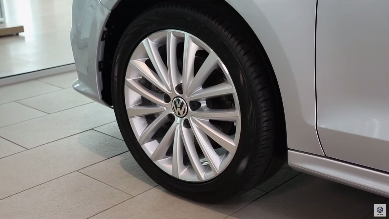 How to Check Tire Pressure | Official VW Service and Parts Videos