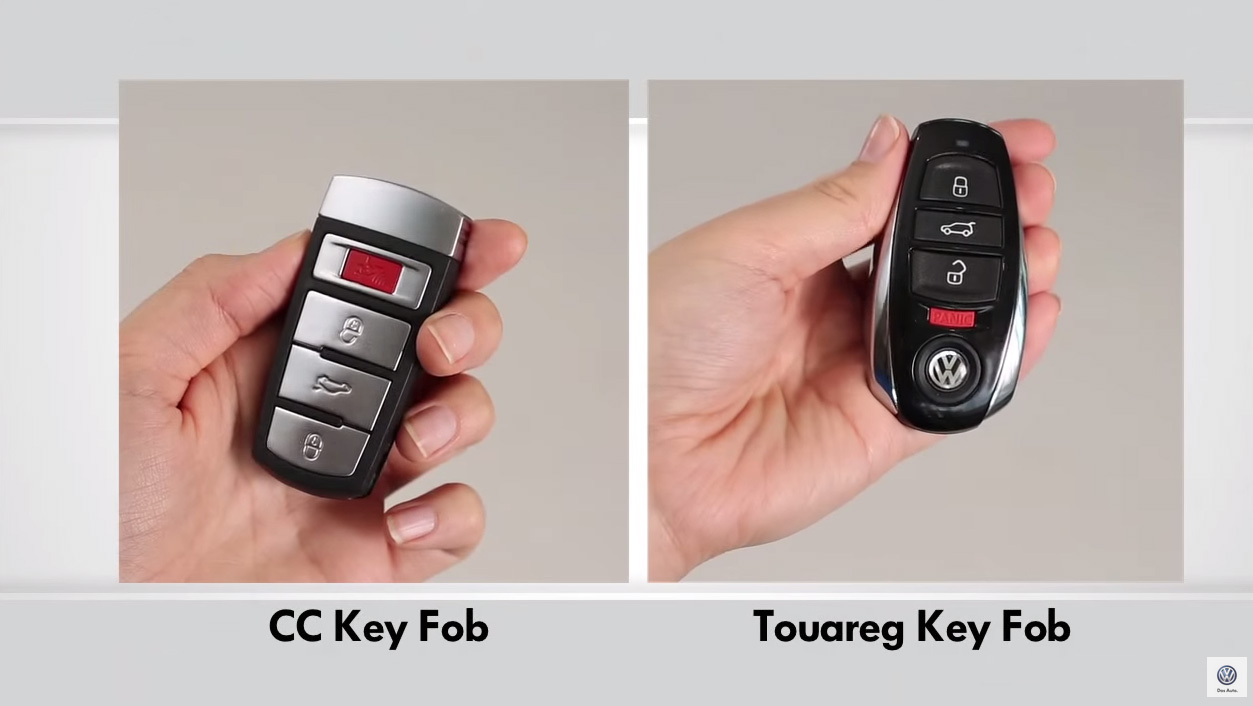 How to Unlock Without a Car Key Fob | Official VW Service and Parts Videos