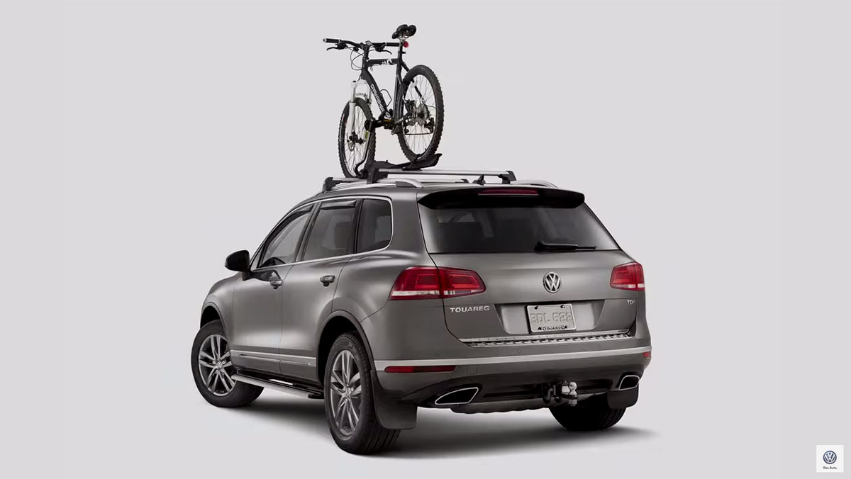 Volkswagen Touareg Accessories