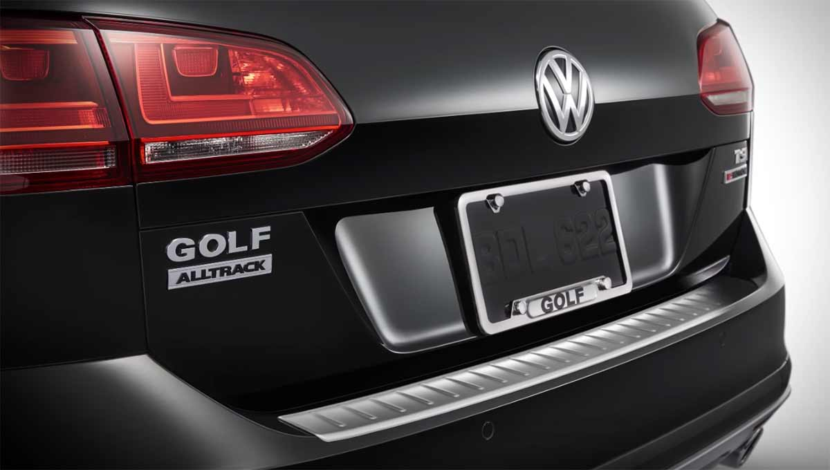 Rear Bumper Protection Plates