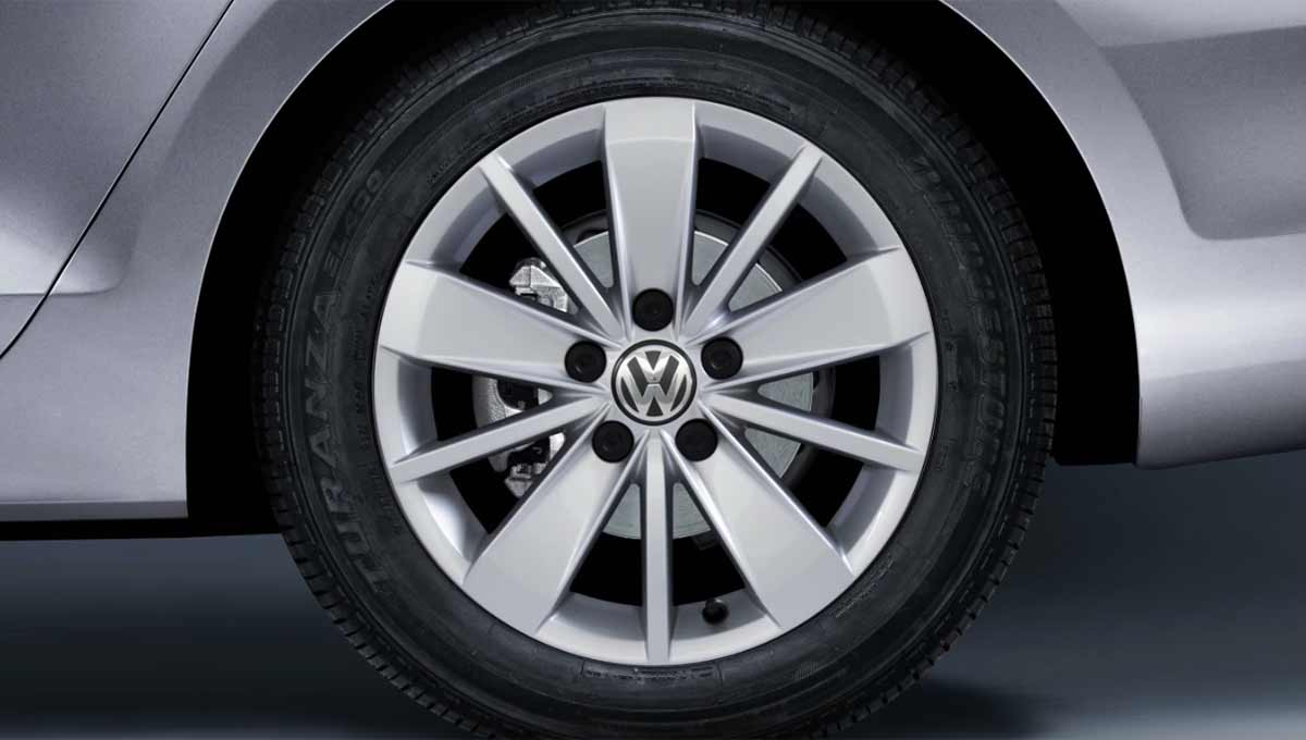 Volkswagen Accessory Wheels